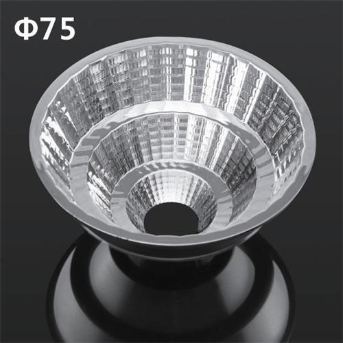 LED economizzatore d'energia Light Reflector Gr-7515 Plastic Lamp Cup per Downlight & Spotlight