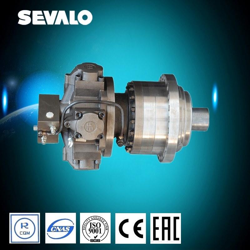 振動モーター、本物の掘削機の部品、Doosan Dx380LC、Dh150LC、Dh55、Dh60、Dh300LC