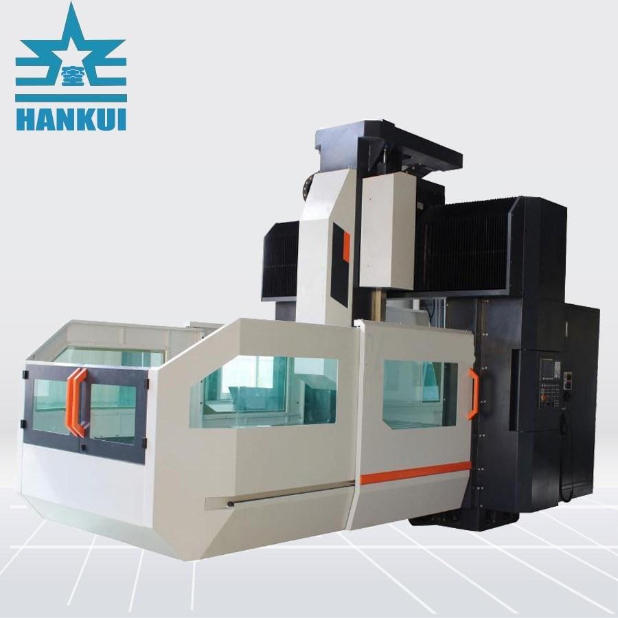 Le forage Mecanizado bras central de la machine CNC