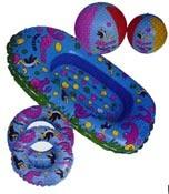 منتوج بلاستيكيّة - سباحة حلق/منطاد