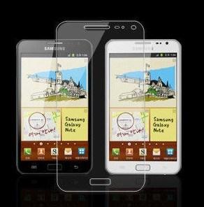 Protetor de Tela de vidro temperado para a Samsung Galasy Nota2 (SP-SGN2)