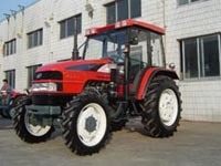 Четыре колеса трактора (CF804 или CF754 или CF654 или CF604)