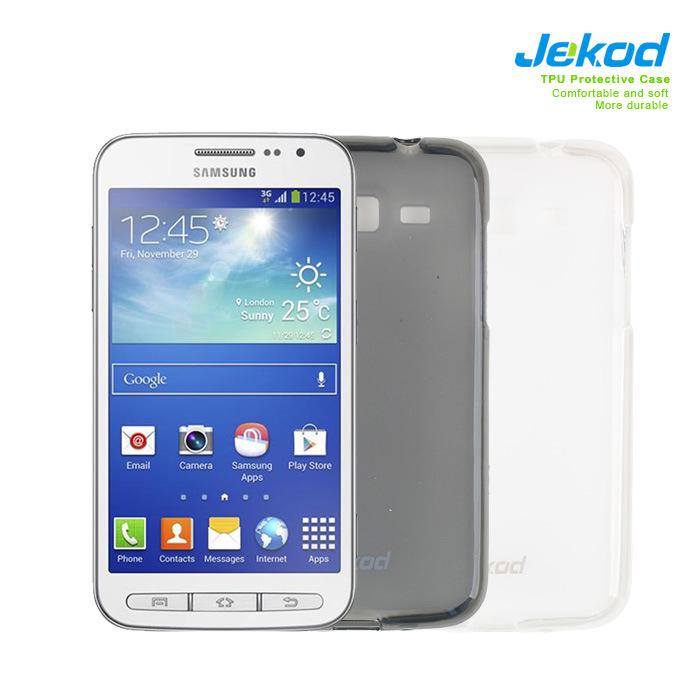 علبة هاتف TPU لـ Samsung Galaxy S4 Active Mini