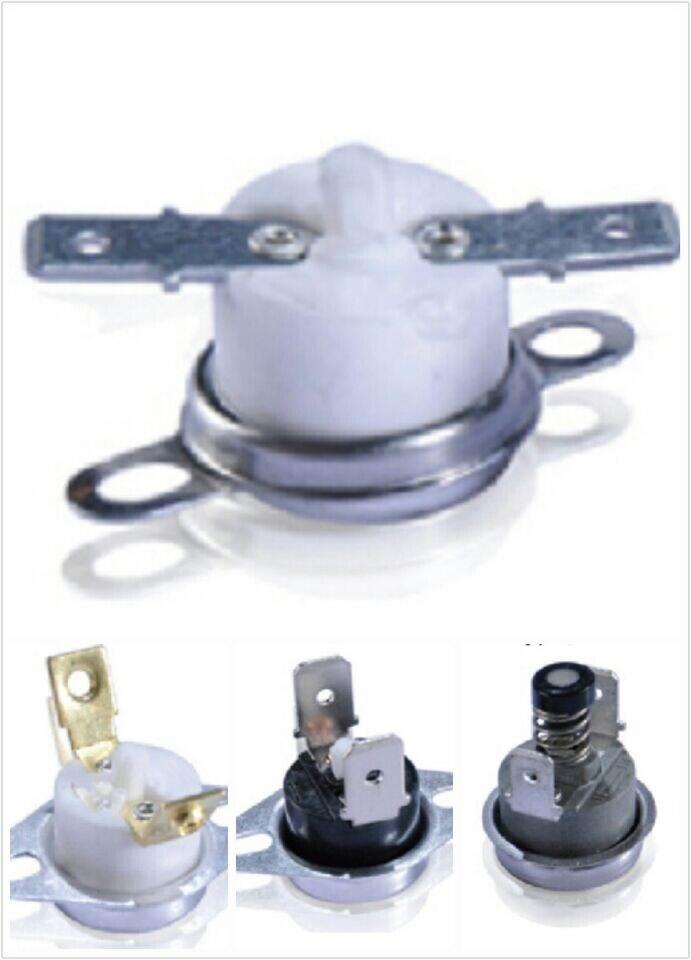 "Baquelite Ksd301/cerâmica Termóstato Manual (1/2"")"