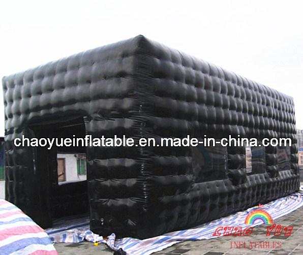 China De Opblaasbare Tent van de Structuur van de kubus voor
