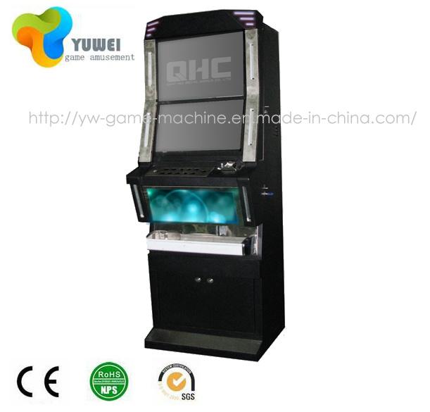 Mini slot machine di Bartop della doppia emittente di disturbo di Novomatic da vendere