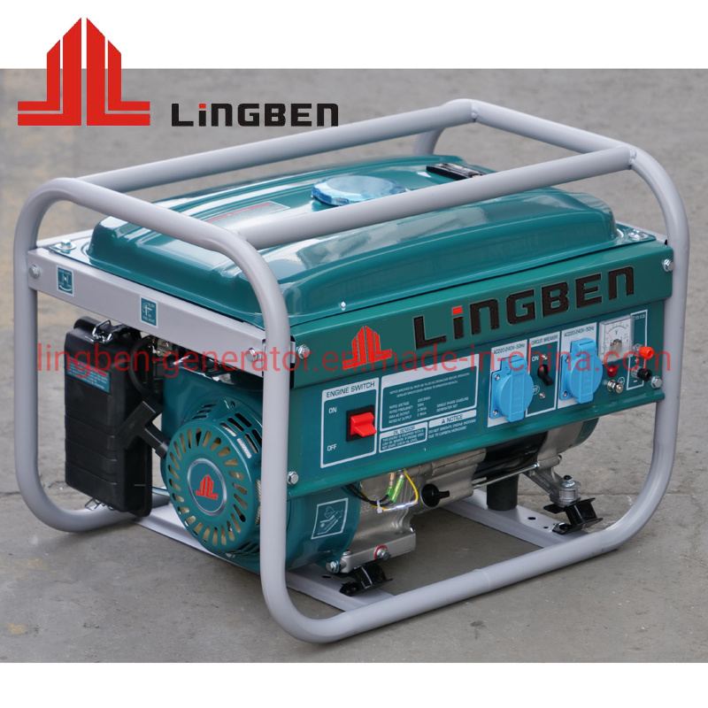 163ml Gasolina Gasolina portátil de Energia Elétrica gerador inicial