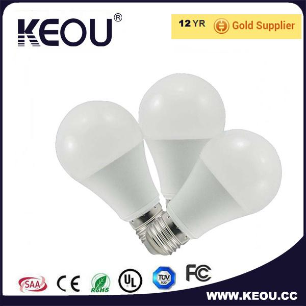 5W E27 7W B22 9W UM60 12W lâmpada LED