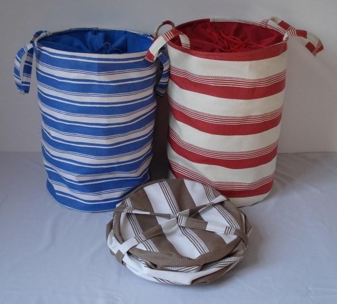 Servicio de lavandería cesta