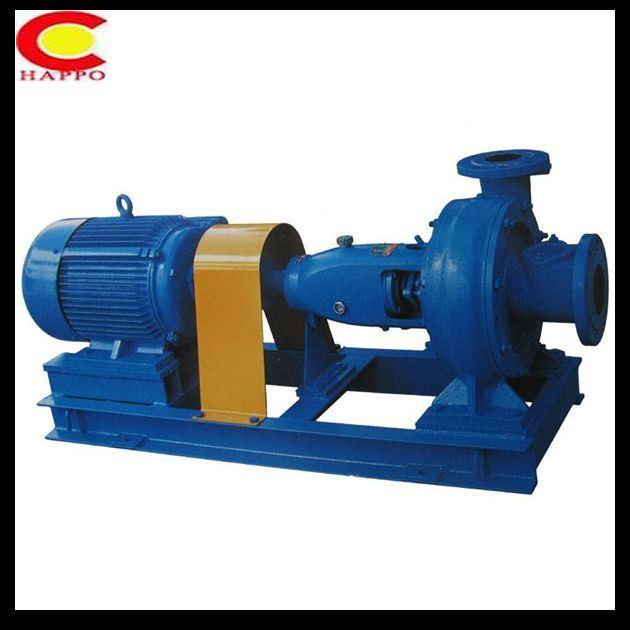 È la pompa centrifuga dell'acqua libera di serie