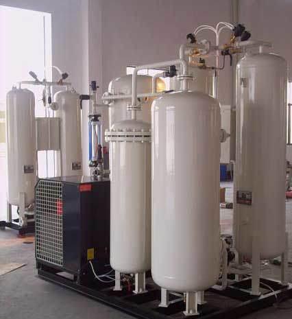 Generador de nitrógeno para la industria /Hospital PSA.