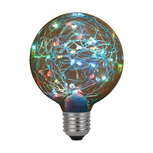 OS-626 LEDの多色刷りの星明かりの球根