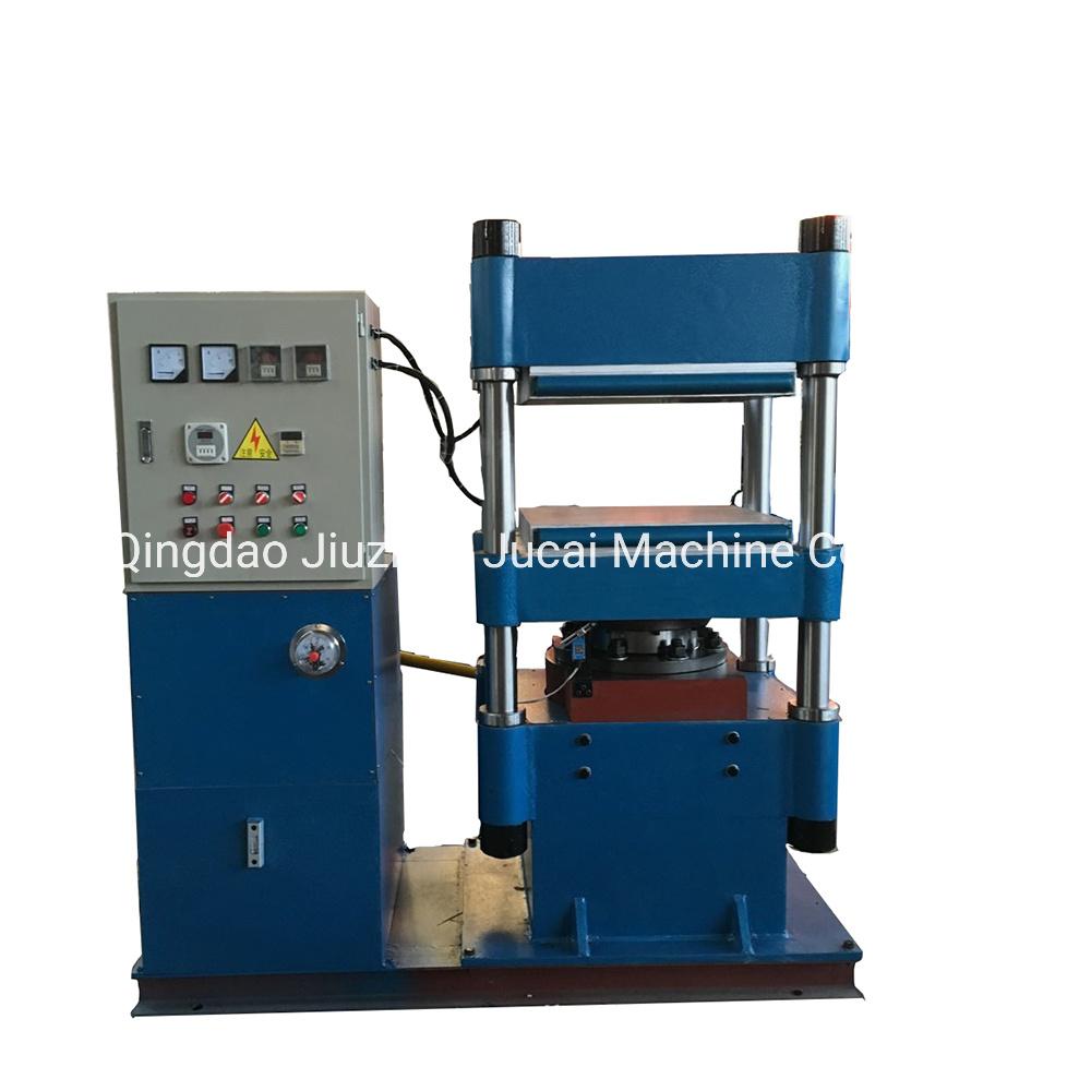 جهاز مطبعة الحرارة المختبرية / مطبعة التمارين المعملية ذات القدرة على التحجيم