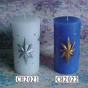 古典的な蝋燭