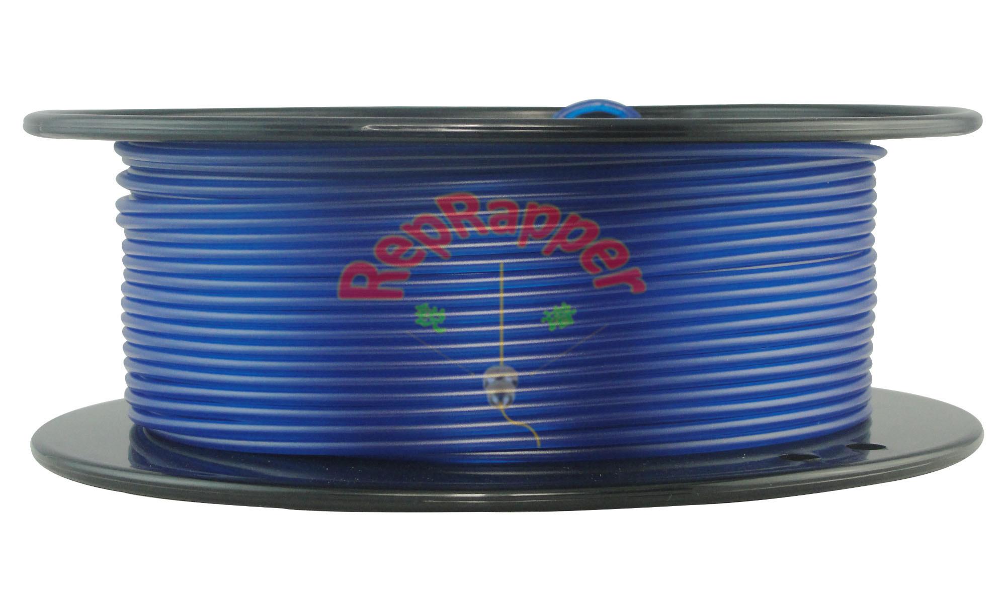 А также спиральный PC 3,0 мм 3D-печати синего цвета лампы накаливания