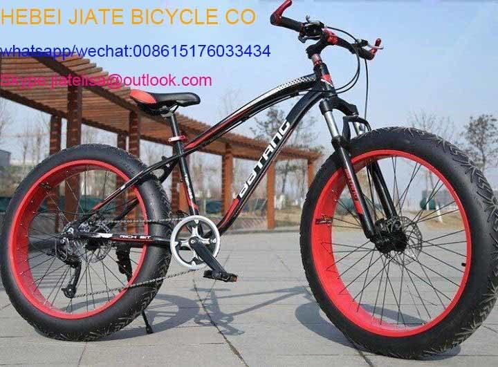 21 Sp Mounatin vélo, le prix bon marché, de matières grasses de pneus de bicyclette de montagne Vélo de montagne, vélo de route