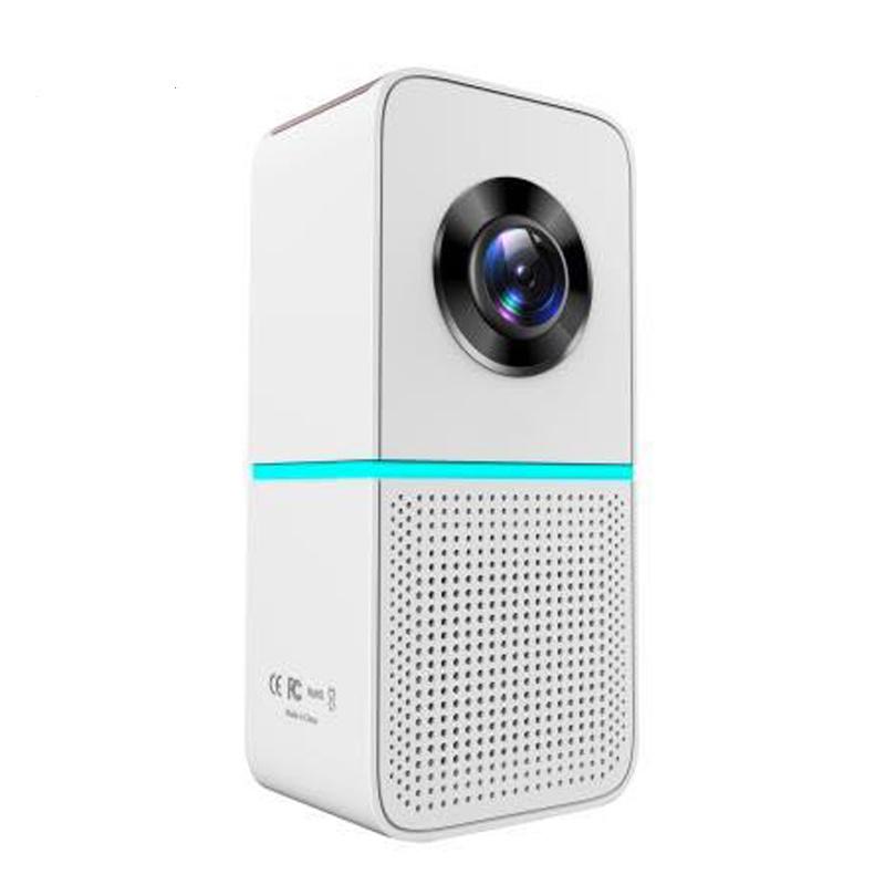 macchina fotografica astuta panoramica binoculare del IP di WiFi di 720 gradi 1080P