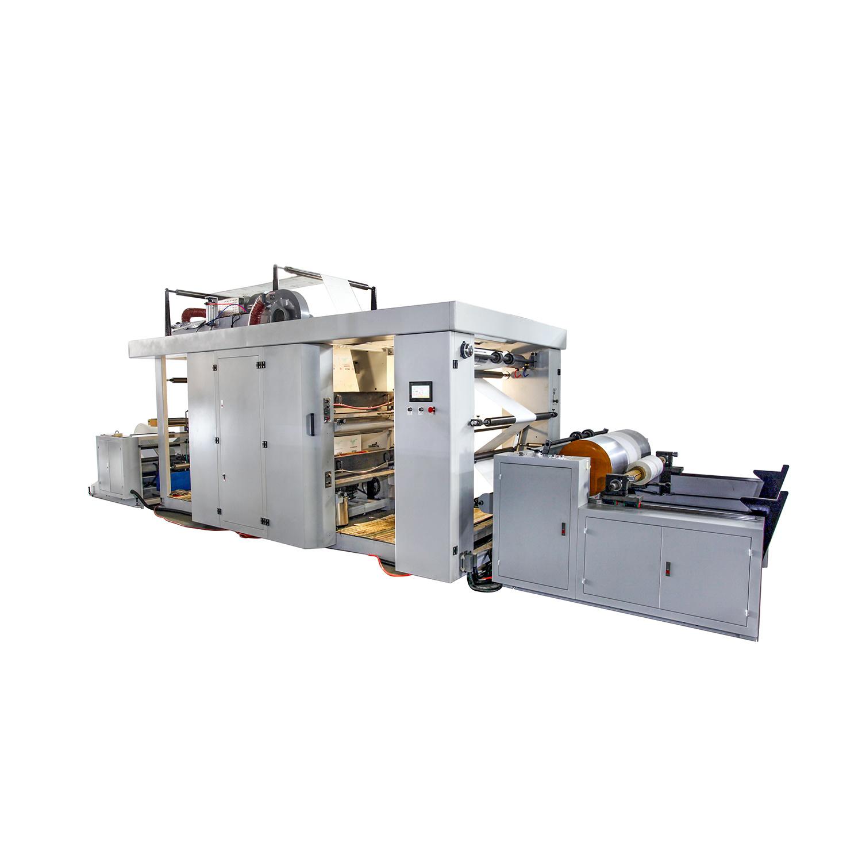 Flexodruckmaschine für Papier- und Filmdruck