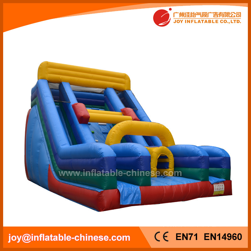 846db33c Divertido juego inflable doble carril tobogán para niños (T4-227) –  Divertido juego inflable doble carril tobogán para niños (T4-227)  proporcionado por Joy ...