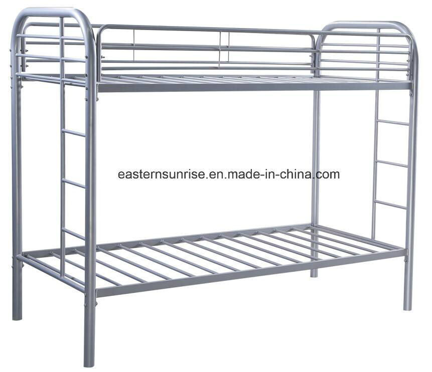 Foto de Plancha de metal moderno marco de la cama litera acero en es ...