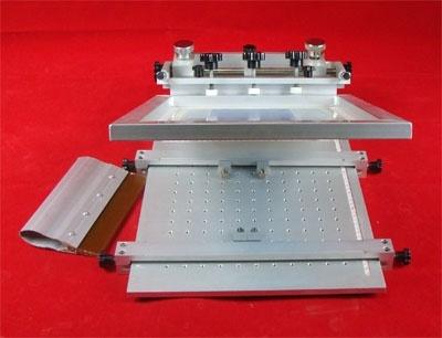 Manual High Precision трафаретная печать машины (T4030)
