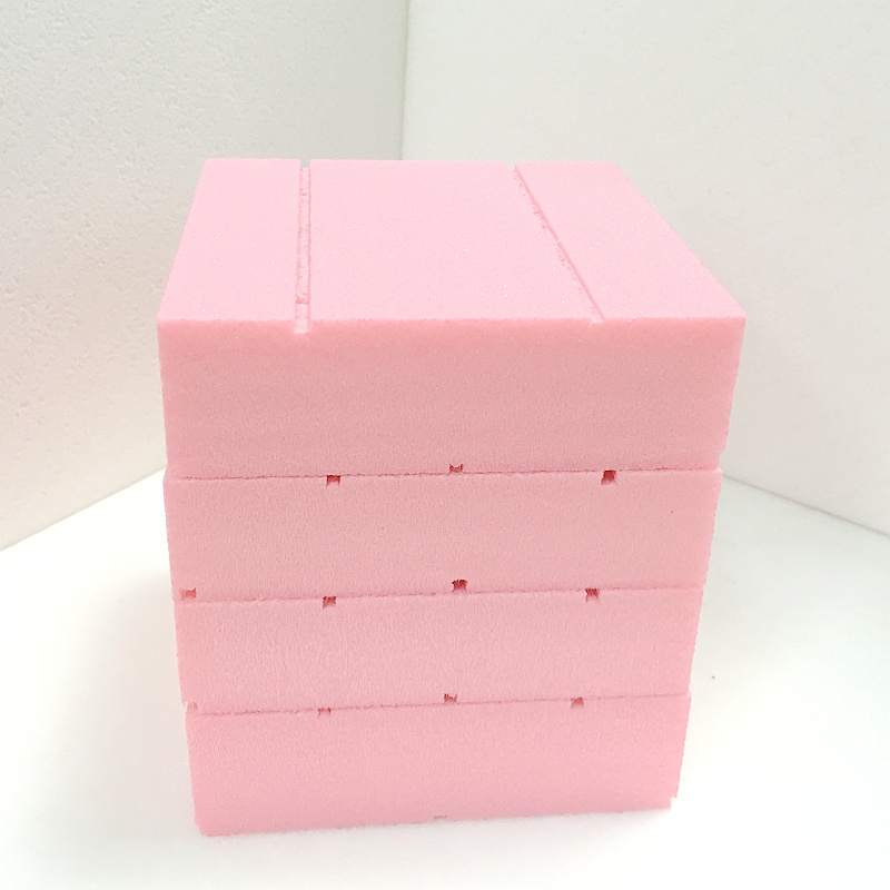 Fuda는 분홍색 25mm 두껍게 홈을 판 폴리스티렌 (XPS) 거품 널 B3 급료 200kpa 내밀었다