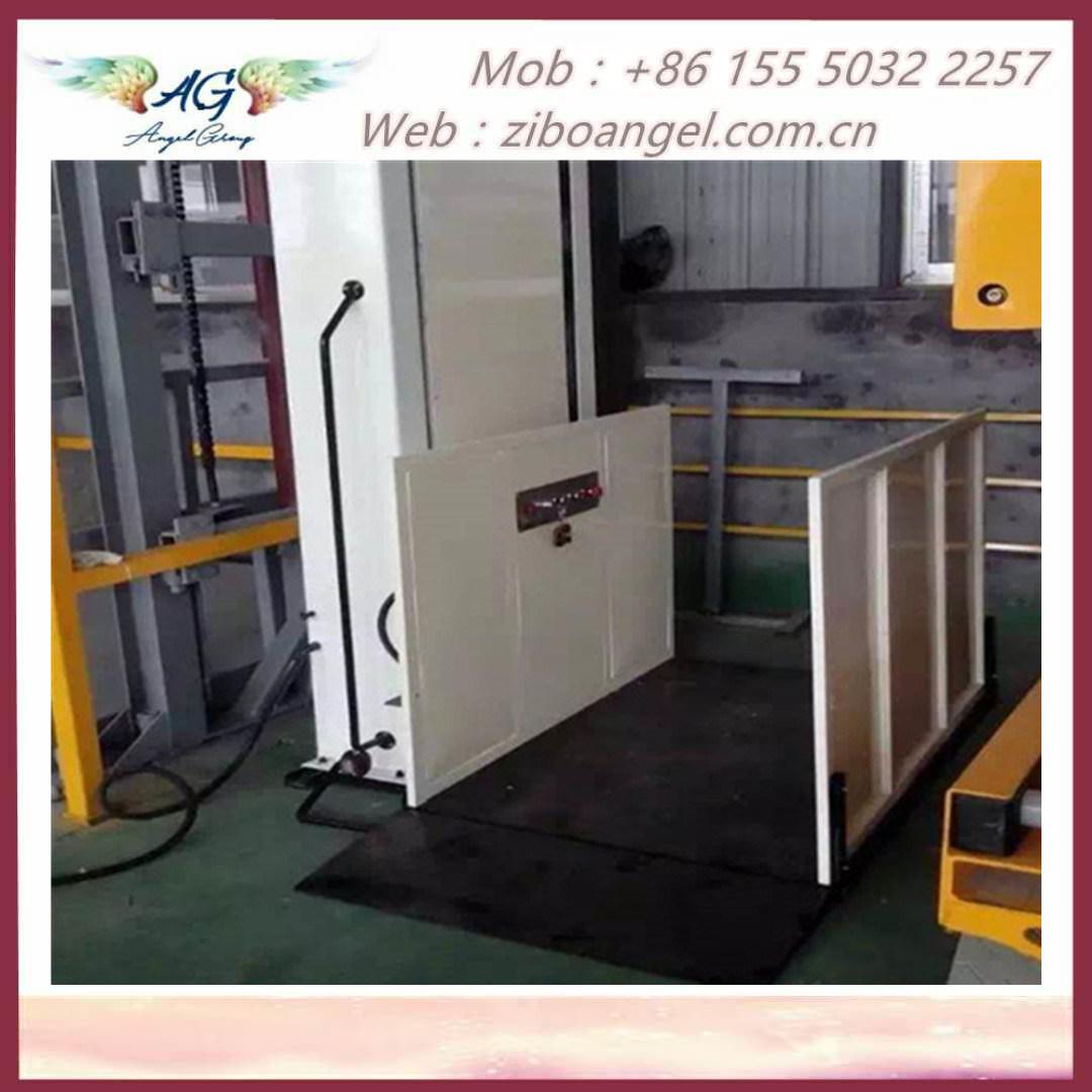 Barrier-Free Ascenseur ascenseur en fauteuil roulant