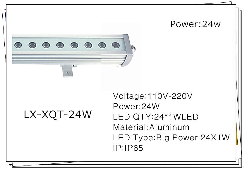 Sistema de luz de LED