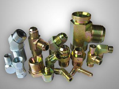 Hydraulic Hose Fittings & Adapters
