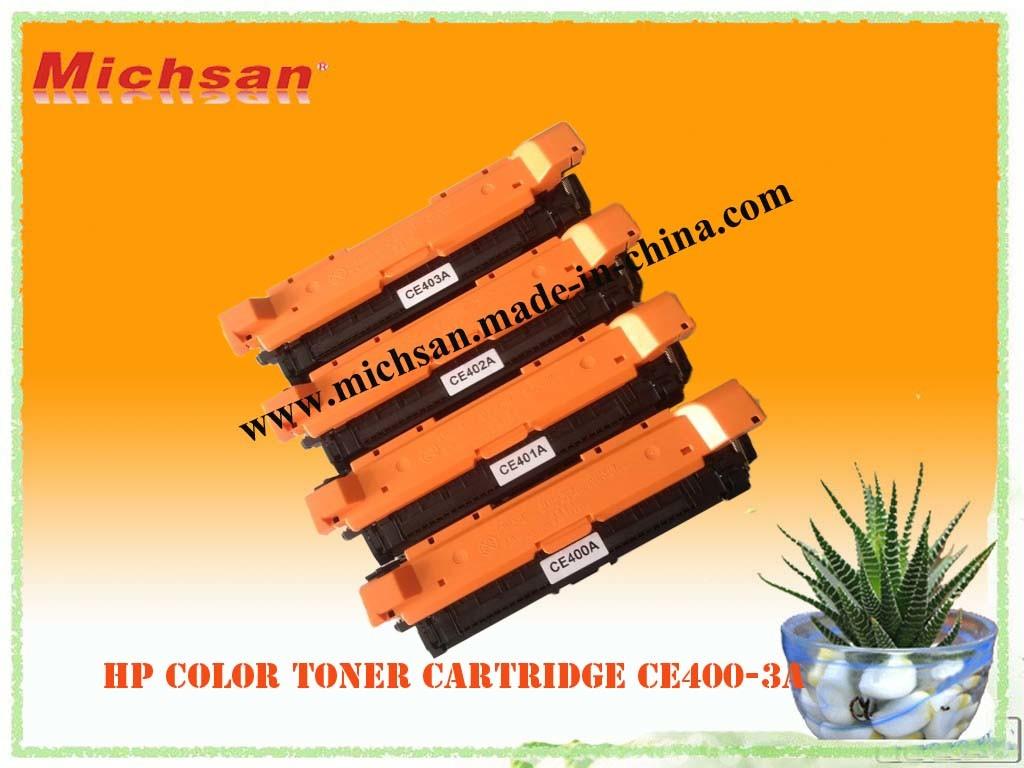 Cartucho de toner HP CE400-3UM