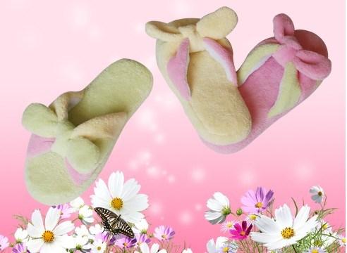 귀여운 열리는 발가락 슬리퍼 (HYO-002가)