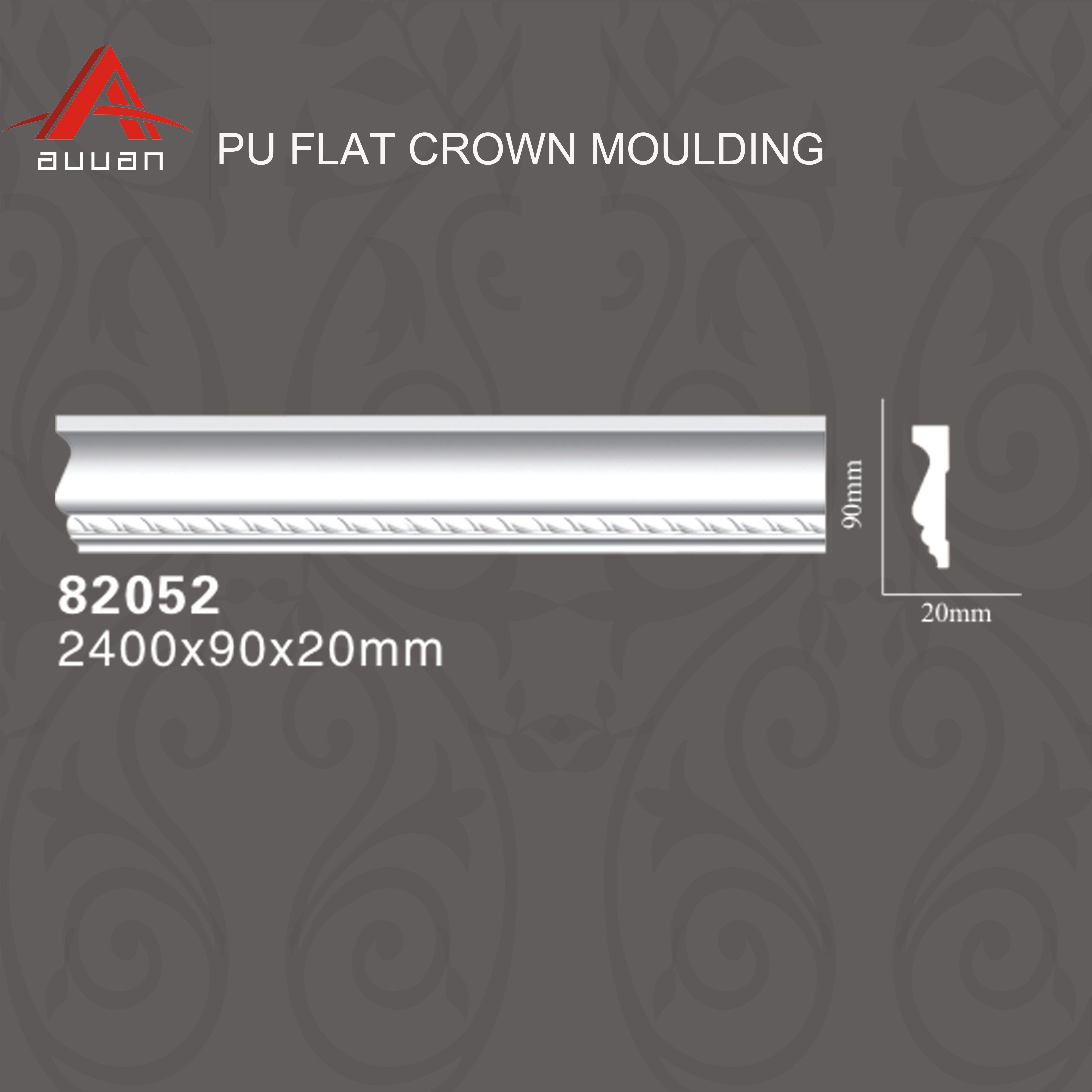 Innengesims-Material PU-82052# für Gebäude-Kronen-Formteil-Winkel