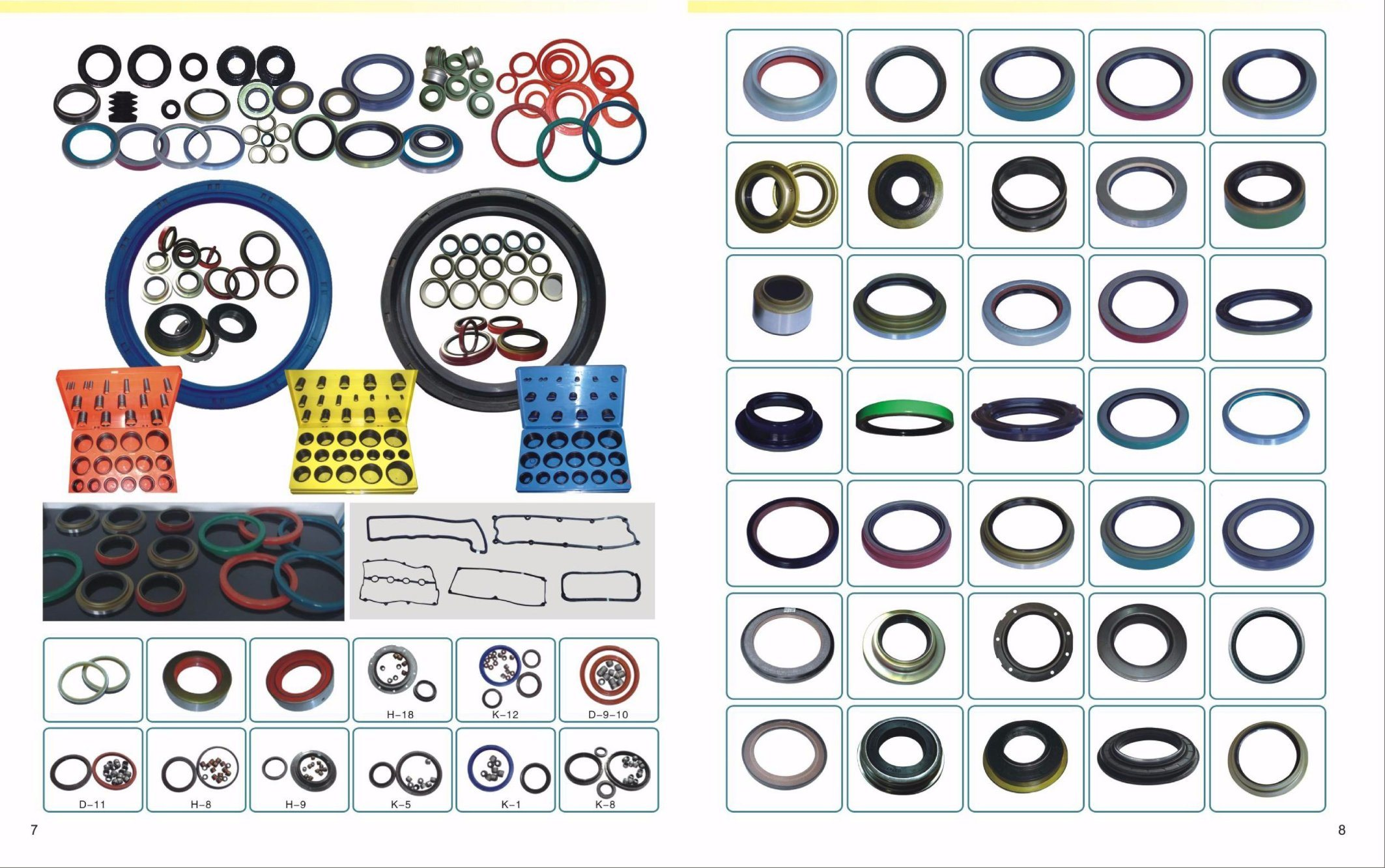 205 o-ring anelli gomma zero anelli anelli di tenuta circa anelli anelli di GUARNIZIONE HNBR VERDE