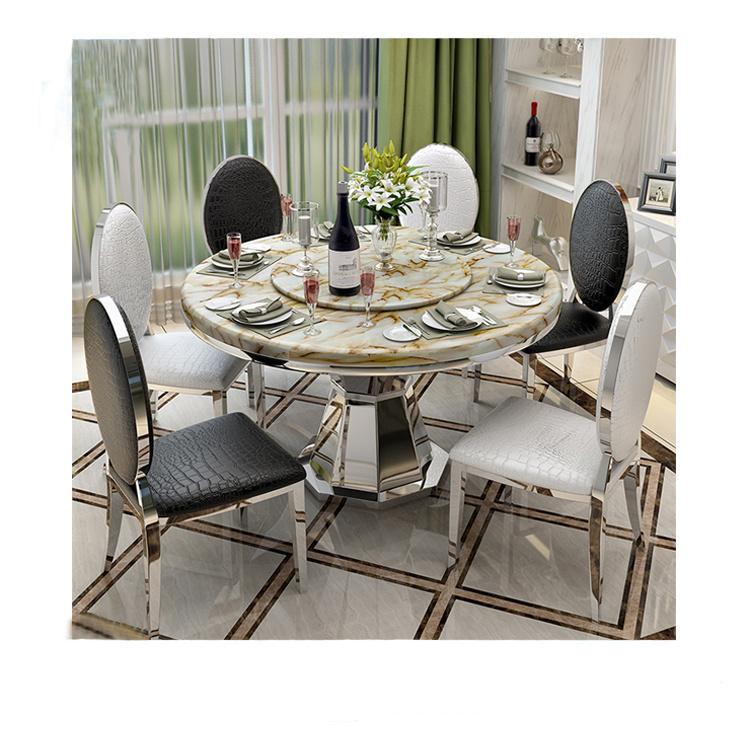 Chine Royal Ensemble A Diner Table De Cuisine Moderne Miroir En