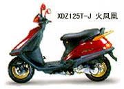オートバイ- XDZ125T-J Fiフェニックス