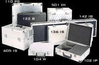 Photographic Instrument Case - Model PT-104 W