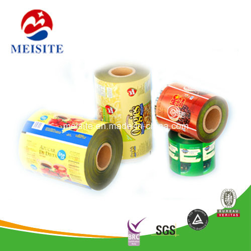 Автоматическая порошкового молока упаковки пленки в рулон
