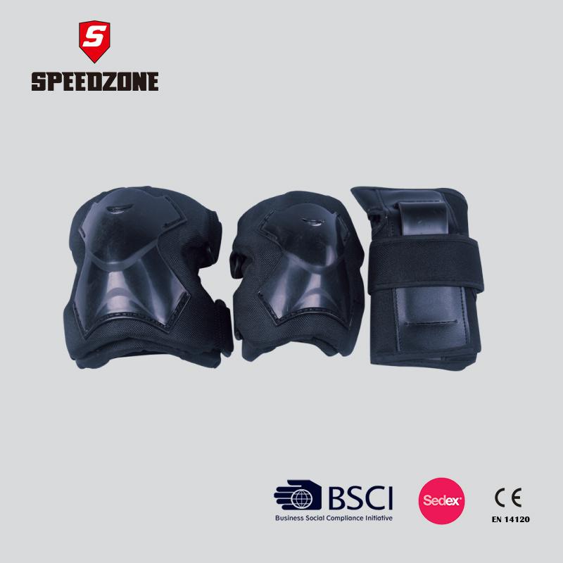 Les plaquettes de poignet Elbowpads Genouillères confortable tampons de protection de sécurité pour les enfants