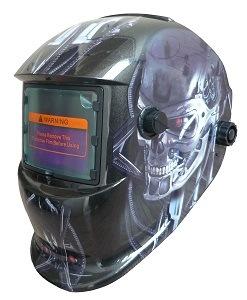 De zonne Auto Verdonkerende Helm Zt8027 van het Lassen