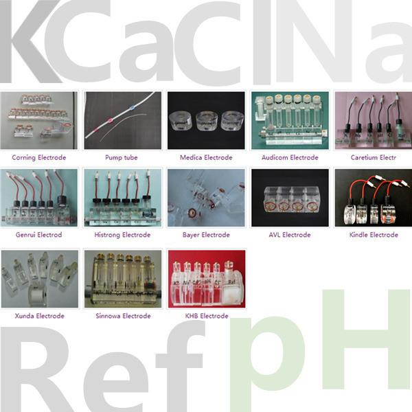Eletrodo ISE para ACENDER/Bayer/Histrong/Geniuness/Khb/Audicom/Caretium/Xunda/Sinnowa/Bayer