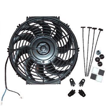 Los ventiladores de auto