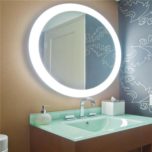 5 estrellas hotel tocador de ba o espejo con luz led de for Espejos con iluminacion
