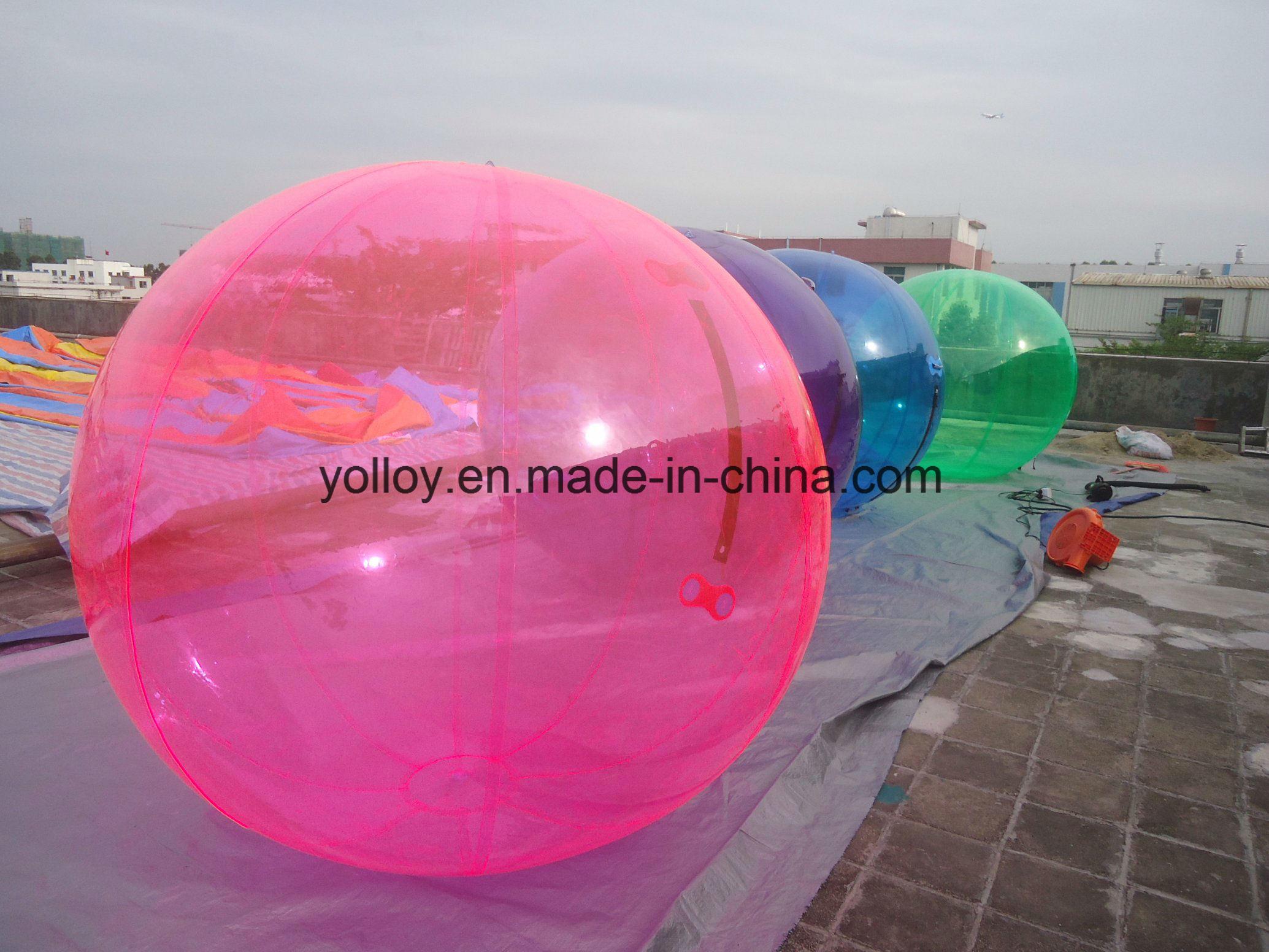 Bola Juguete En Jugar Agua El De Para Foto Burbuja Hinchable mwvN8n0