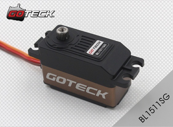 Carro High-End sg1511BL Servo Servo Digital com Motor sem escovas