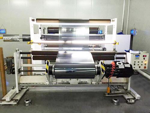 Rebobinadora y cortadora longitudinal de alta calidad sj-B