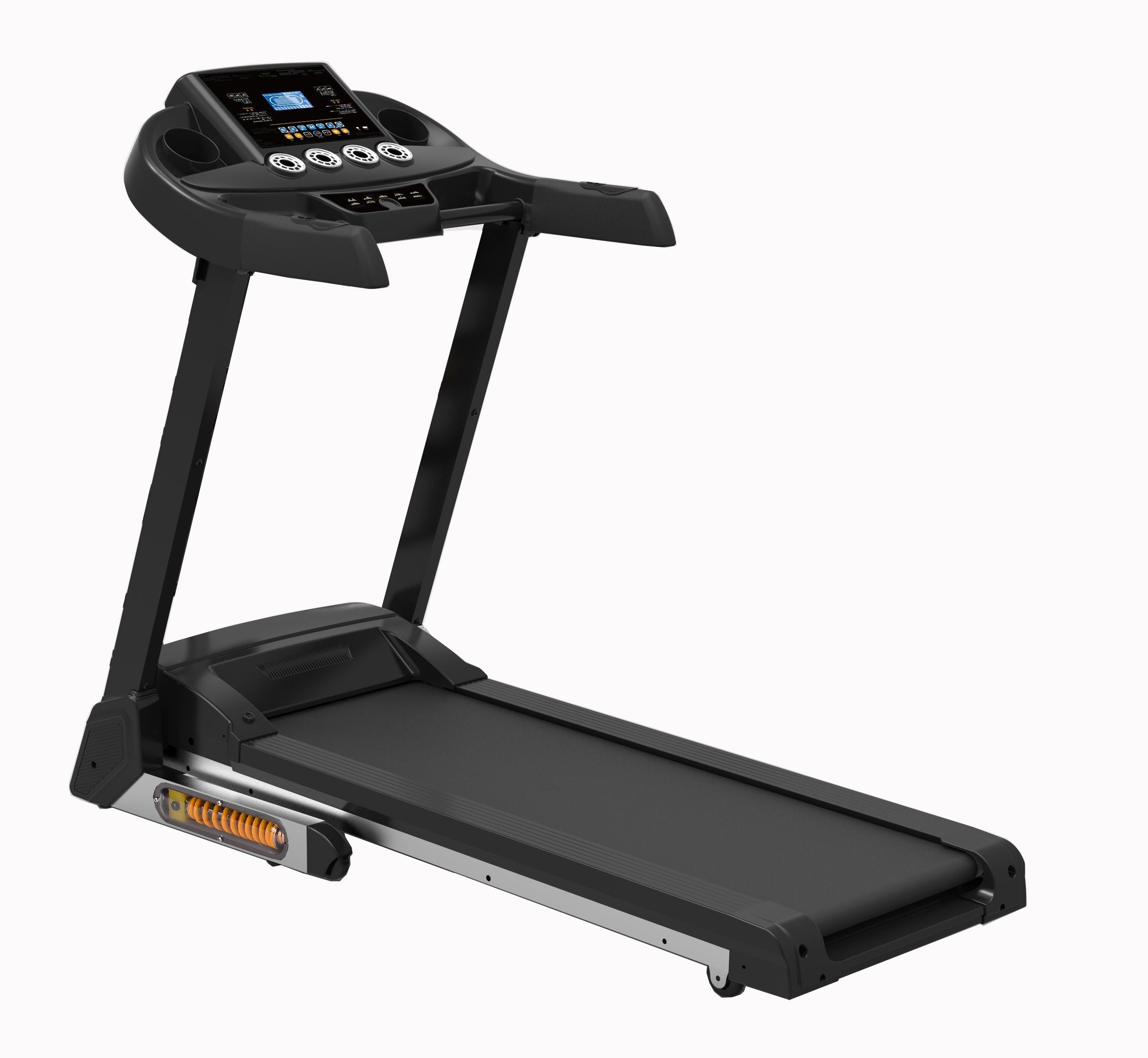 A função Bluetooth, Lubrificação Automática, Fitness, Esteira