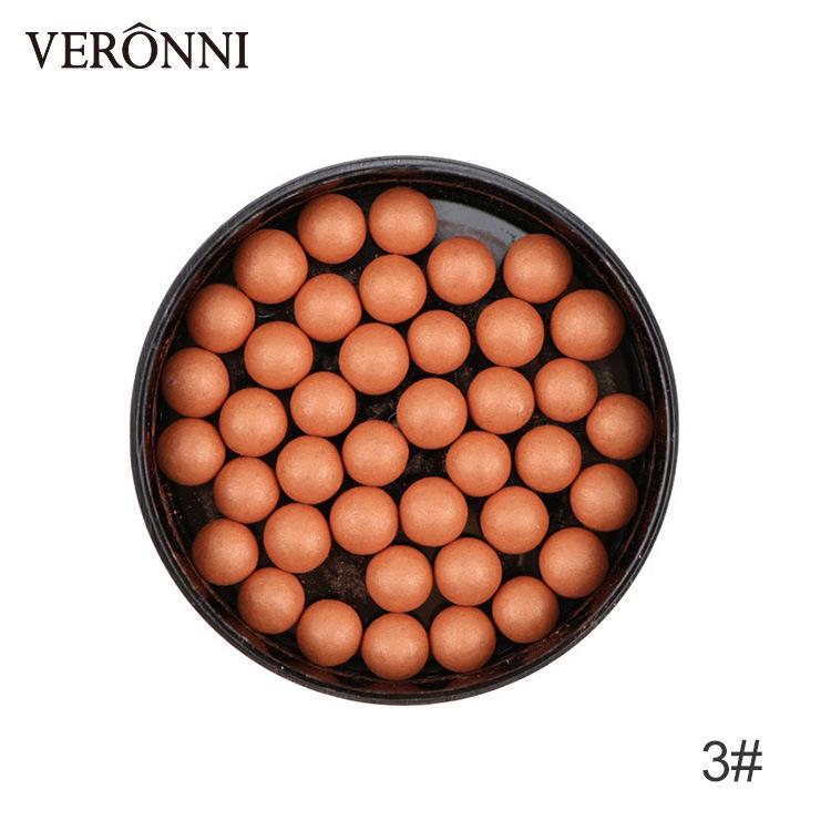 Nouvelles 2019 produit des tendances Blush Ball Matte Blush Blush Palette  Maquillage poudre de bronze face