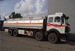Camion del serbatoio dell'olio di Bei Ben (ND5313GJYZ)