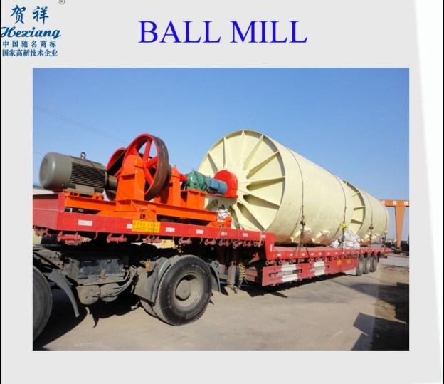 Hexiang 시리즈 공 선반 (HX-BALL MILL-1021)