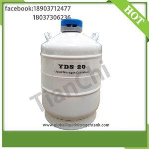 Prezzo criogenico del contenitore della bombola per gas del Dewar del serbatoio 20L dell'azoto liquido di Tianchi